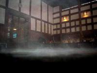 温泉と湯けむり.jpg